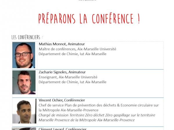 CEREGE Conference eco responsable